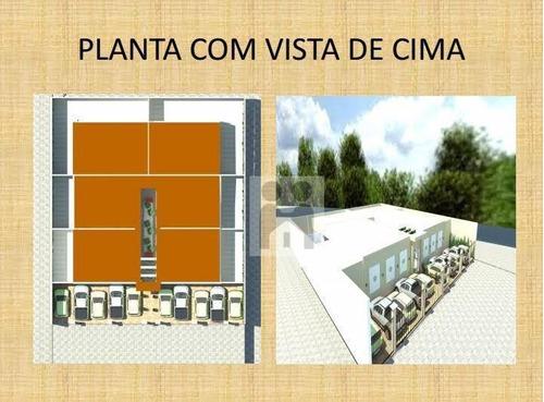 Casa Com 2 Dormitórios À Venda, 48 M² Por R$ 179.000,00 - Parque Residencial Cândido Portinari - Ribeirão Preto/sp - Ca0779