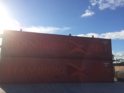 Contenedores Maritimos Usados Containers 40' Dv - Miramar