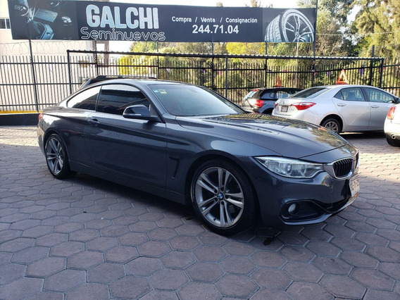 Bmw Serie 4 428ia Coupe Sport Line At 2016