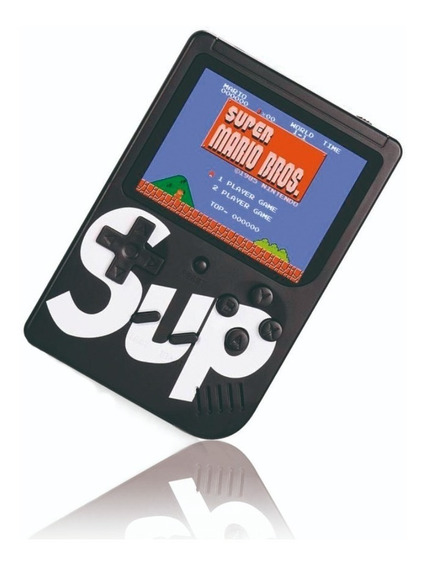 Video Game Portátil Sup 400 Jogos