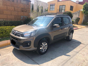 Fiat Uno 1.4 Way Mt 2017