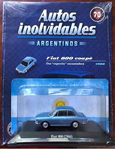 Inolvidables Fiat 800 En Burbuja Y Con Fascículo Leer