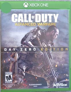 Call Of Duty Advanced Warfare Xbox One Infinity Games
