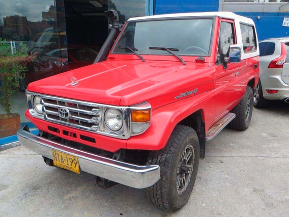 Toyota Land Cruiser 4.0cc 4x4