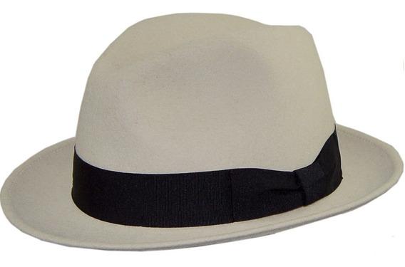 Sombrero Fieltro Fedora Tango Compañia De Sombreros 71407202