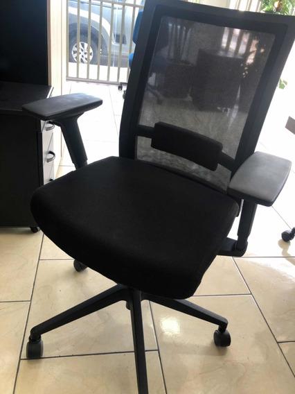 Cadeira Escritorio Telada Grid Com Garantia