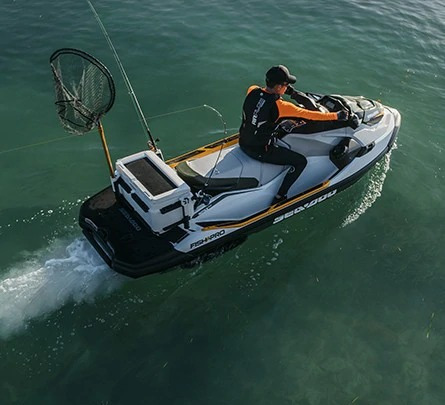 Sea Doo Pro Fish 155hp 2019