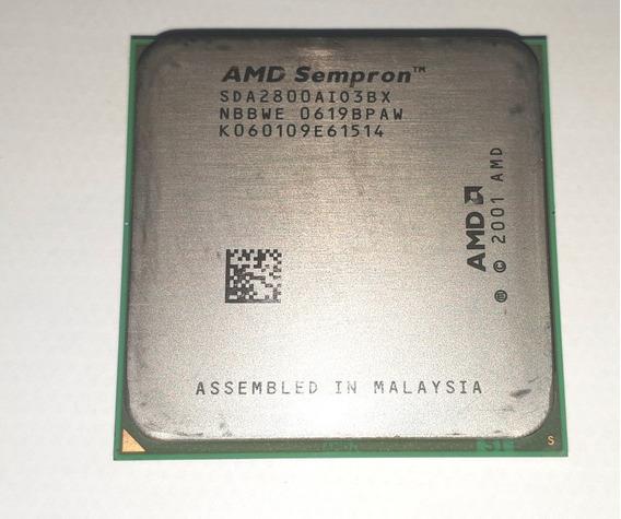 Processador Amd Sempron Sda2800ai03bx 754 2800+1.6ghz