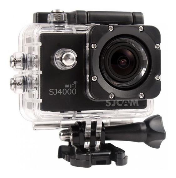 Camera Sport Ação Sjcam Sj4000 Wifi Prova D