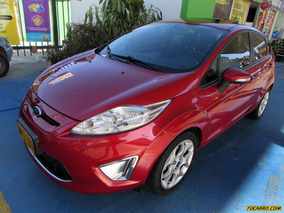 Ford Fiesta Hatchback Ses Mt 1600cc Aa Abs Ab