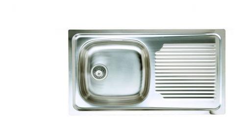 Lavaplatos Teka 80x40 1 Pozo Reversible