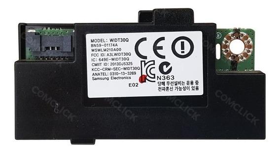 Módulo Wifi Un65h6400/h8000/hu7200/hu8500/hu9000/j6400/mu610