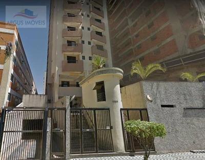 Cobertura Com 3 Dormitórios À Venda, 180 M² Por R$ 490.000 - Aviação - Praia Grande/sp - Co0029