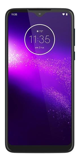 Motorola One Macro 64gb 4gb Ram Liberado + Funda + Ahora 18