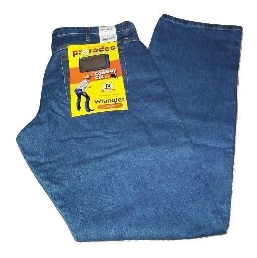 Calça Jeans Masculina Wrangler Western Cowboy Cut Original