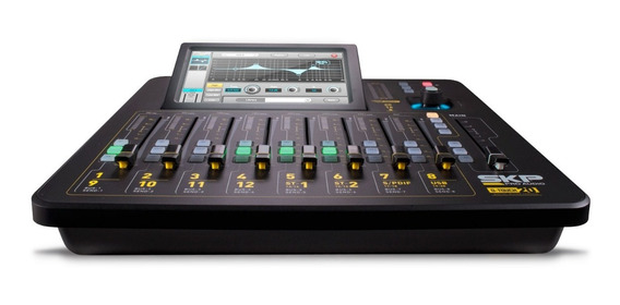 Mesa De Som Digital Skp D-touch 20 Com 16 Canais + Nfe Top