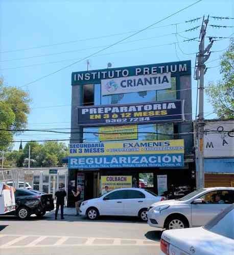 Edificio En Renta Tlalnepantla Viveros, Uso Comercial.