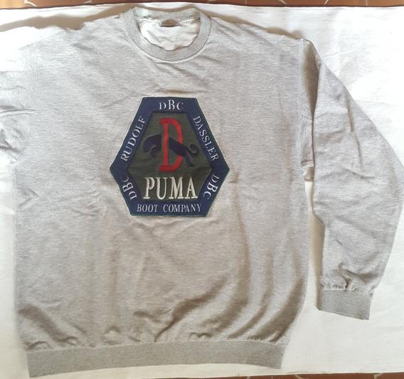 Buzo Puma 100% Algodón