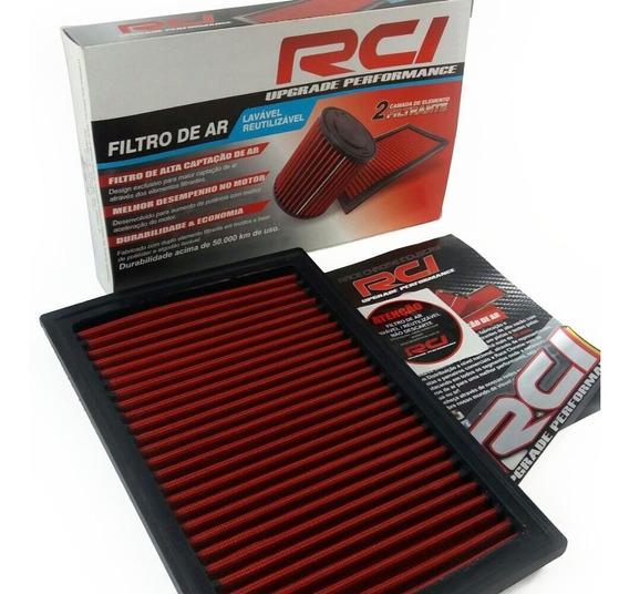 Filtro De Ar Esportivo Punto 1.4 8v Fire 07 Em Diante In Box