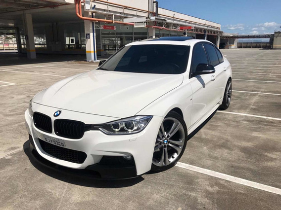 Bmw Serie 3 2.0 Sport Gp Active Flex Aut. 4p 184 Hp 2015