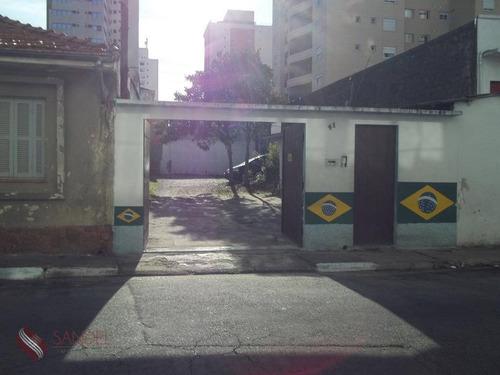 Terreno Na Chácara Sto Antonio Com 360m² (j) - Te0019