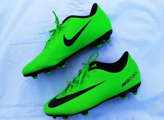 Chuteira Campo Nike Mercurial Victory Verde Original 36