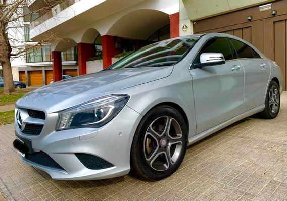Mercedes-benz Clase Cla 1.6 Cla200 Coupe Urban 156cv Mt 2014