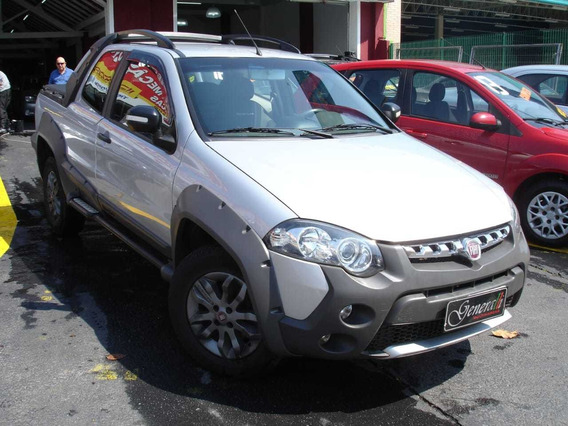 Fiat Strada Adventure Cabine Dupla Locker 1.8 (2013)