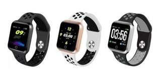 Relógio Sport Inteligente Smartwatch Oled Pro Serie S226