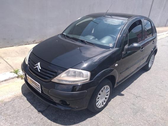 Citroën C3 1.4 Financio Mesmo Com Score Baixo