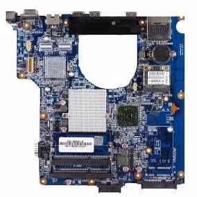 Placa Mae Itautec A7520 Com Defeito Conservada