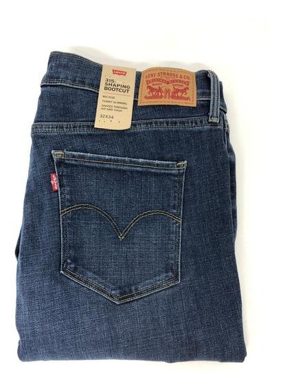 Calça Levis Jeans 315 Shaping Bootcut Feminina 196320033