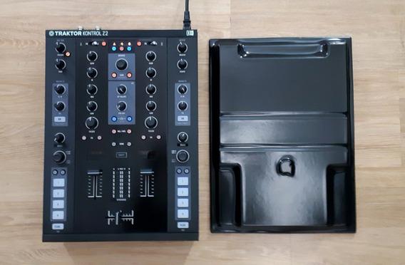 Capa Protetora Mixer Ni Traktor Kontrol Z2 - Gl Dj Cover
