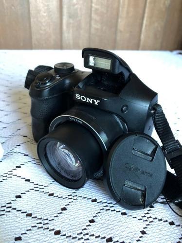 Câmera Sony Cyber-shot 16.1 Mega Pixels (usada)