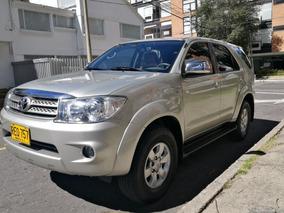 Toyota Fortuner Espectacular, Poco Recorrido.