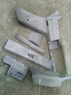 Partes Plásticas De Tapicería Interna De Blazer 96 Adelante