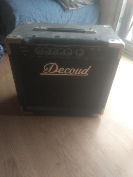 Amplificador Decoud 20w