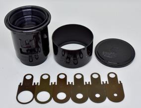 Lente Petzval 85mm F2.2 Para Nikon - Preta