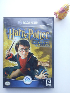 Harry Potter And The Chamber Of Secrets Game Cube