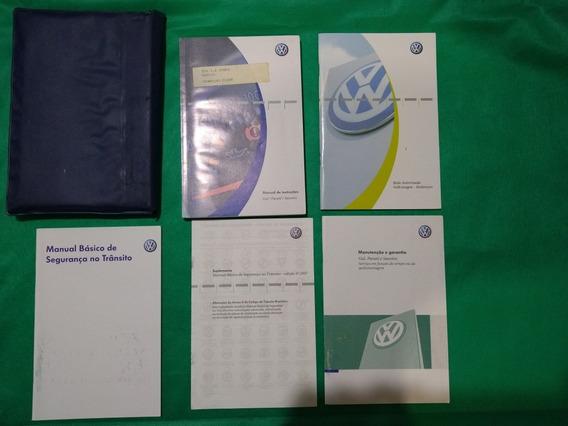 Manual Do Proprietário Gol Parati Saveiro G4 1.6