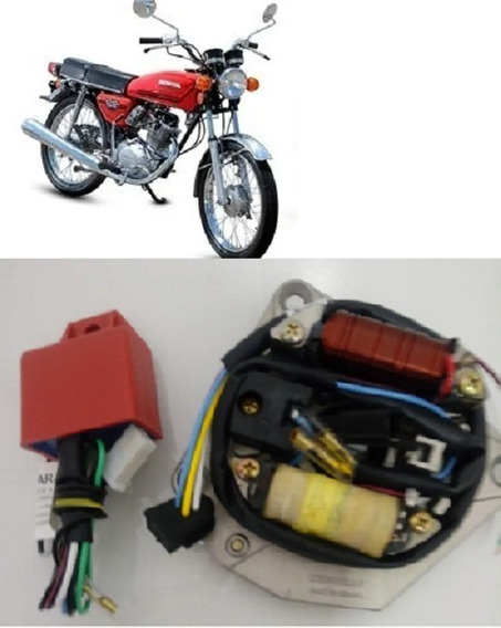 Estator Universal Cg125 Kit 12v
