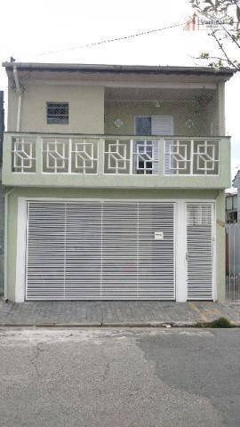 Imagem 1 de 19 de Sobrado Com 3 Dormitórios, 210 M² - Venda Por R$ 600.000,00 Ou Aluguel Por R$ 2.950,00/mês - Vila Carrão - São Paulo/sp - So1496