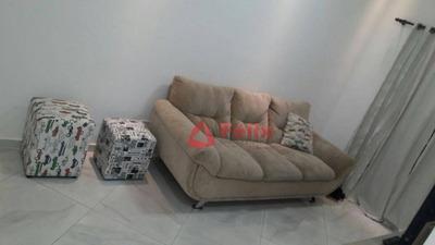 Apartamento Com 2 Dormitórios À Venda Por R$ 185.000 - Condomínio Vila Nova Tremembé - Guedes - Tremembé/sp - Ap1392