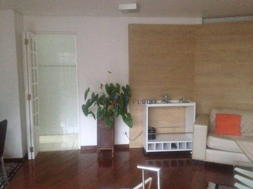 Apartamento 3 Quartos, 1 Suíte, 1 Vaga - Mirandópolis - Ap9662
