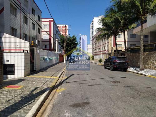 Imagem 1 de 14 de 2 Dorms, Tupi, Praia Grande, Apenas 165 Mil, - Vact977