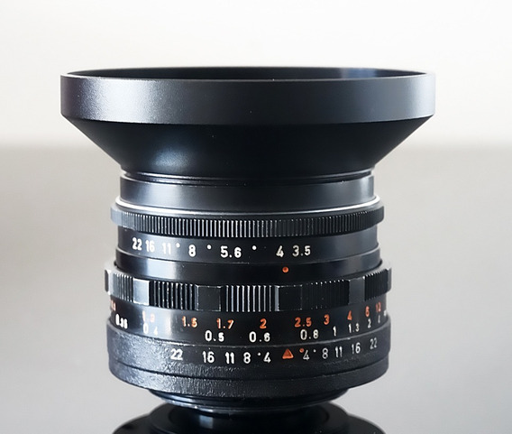 Lente Pentacon 30mm, M42-10 Laminas- Sony-canon- Micro4\3