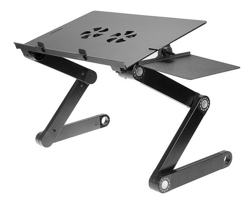 Imagen 1 de 4 de Mesa Ventilador Para Notebook  Laptop Table T8
