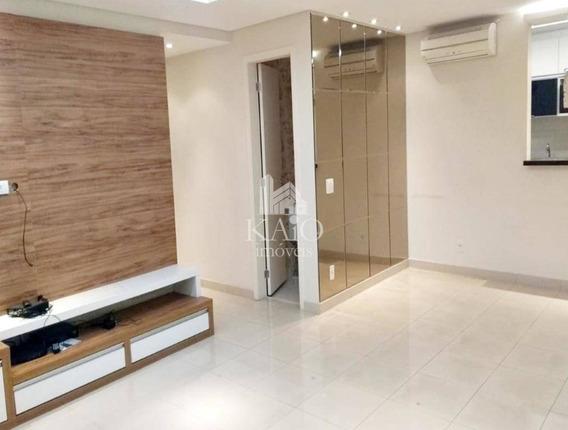 Apartamento Everyday 103m², Mobiliado, 3 Dormitórios,2 Vagas