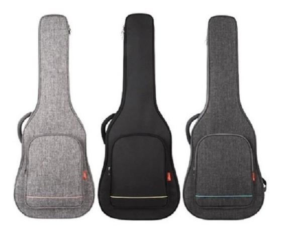 Funda Acolchada Reforzada Guitarra Vs Medidas Bajo