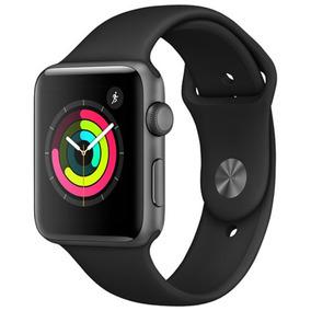 Relógio Apple Watch 42mm Mtf32cl/a Series 3 Space Gray